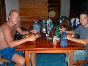 Caribbean Christmas Dinner