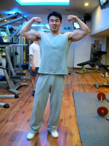 My Trainer in Busan