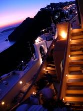 Dusk - Santorini, Greece