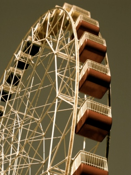 Ferris Wheel - Six Flags, Missouri