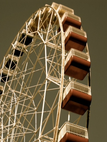 Ferris Wheel - Six Flags, Missouri