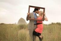 Erin and Emiliano - Cannon Beach, Oregon