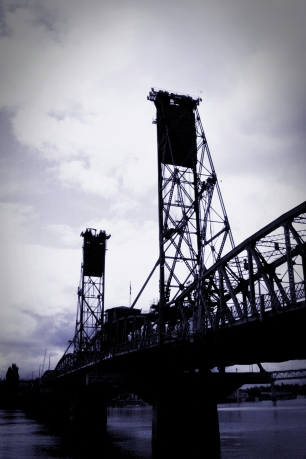 Hawthorne Bridge - Portland, Oregon