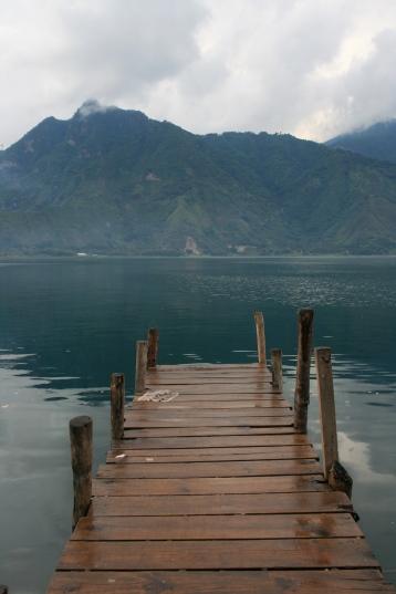 Dock - San Pedro de la Laguna/Locura, Guatemala