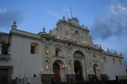 Iglesia - Antigua, Guatemala