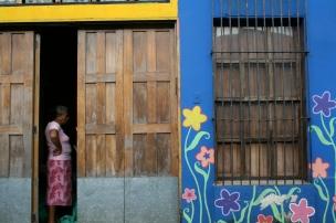 Walls - Juayua, El Salvador