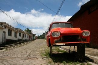Ghost town - Apaneca, El Salvador