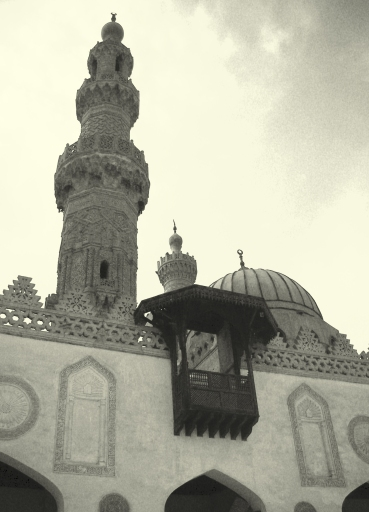 Minarets - Islamic Cairo, Egypt