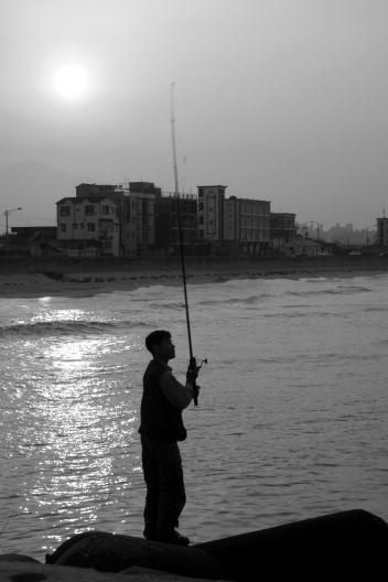 Fisherman - South Korea