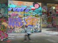 Skateboarder - London, England