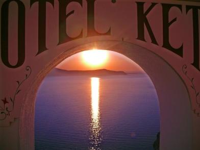 Hotel - Santorini, Greece