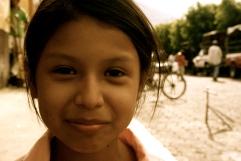 Girl - Juayua, El Salvador