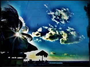 Sunset - Cozumel, Mexico