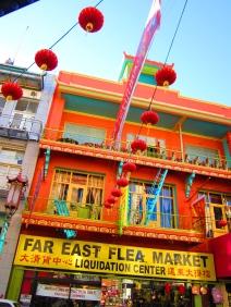 Far East - San Francisco, United States