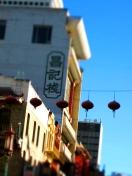 Row of Lanterns - San Francisco, United States