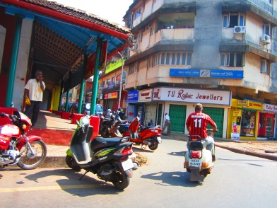 Mopeds - South India