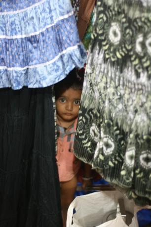Indian boy - Palolem, India