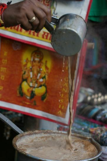 Chai walla - Palolem, India