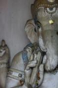 Ganesh at Garamaya Temple - Colombo, Sri Lanka