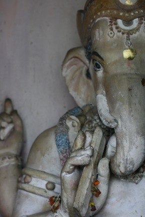 Ganesh at Garamaya Temple - Colombo, Sri Lanka