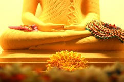 Buddha - Kandy, Sri Lanka