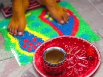 Turmeric Painting - Puerto Vallarta, Mexico