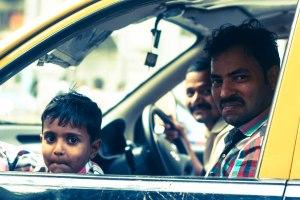 Friends in Mumbai - Erin J. Bernard