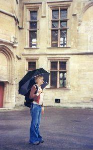 Erin in Paris