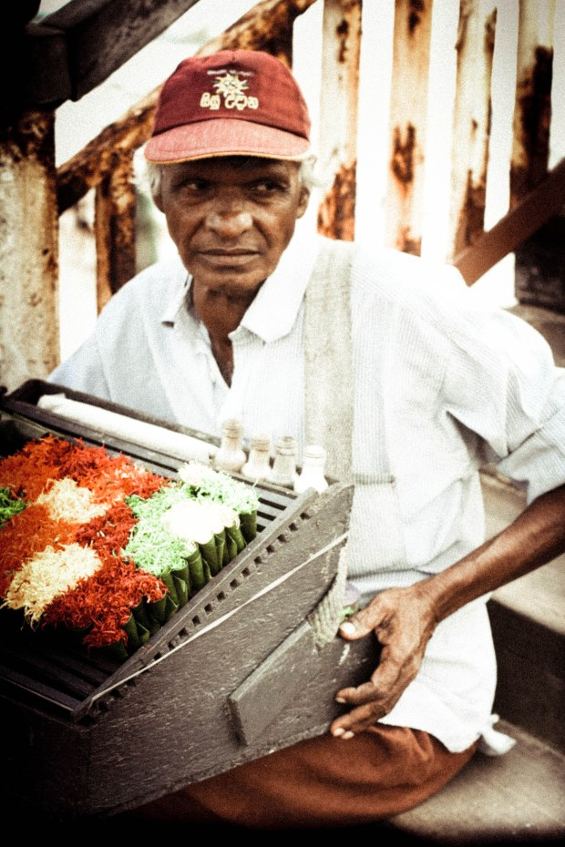 Betel Vendor, Sri Lanka - Erin J. Bernard