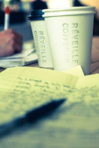 Reveille Coffee, San Francisco - Erin J. Bernard
