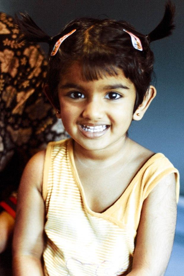 Girl on Train, India - Erin J. Bernard