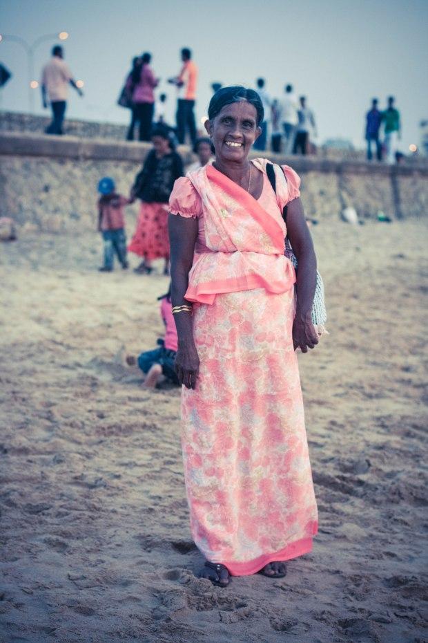 Colombo Woman, Sri Lanka - Erin J. Bernard