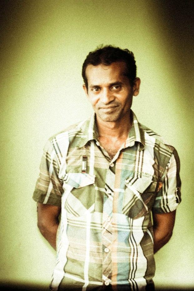 Kandy Man, Sri Lanka - Erin J. Bernard