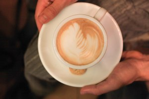 Cafe El Magnifico, Barcelona - Erin J. Bernard