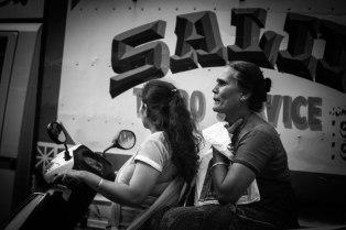 Commuters, Mumbai - Erin J. Bernard