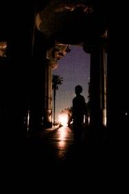 Mano after Dark; Barcelona, Spain - Erin J. Bernard