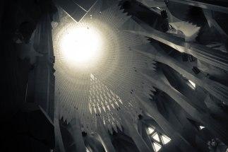 Tower, Sagrada Familia; Barcelona, Spain - Erin J. Bernard