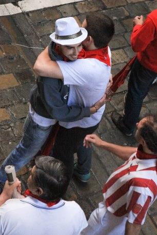 Good Luck; Pamplona, Spain - Erin J. Bernard