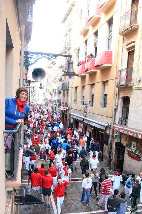 Erin; Pamplona, Spain - Emiliano Vega