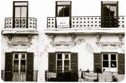 Medina windows, Tangier - Erin J. Bernard