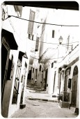 In the medina, Tangier - Erin J. Bernard