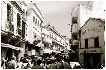 Market, Rue de la Kasbah, Tangier - Erin J. Bernard
