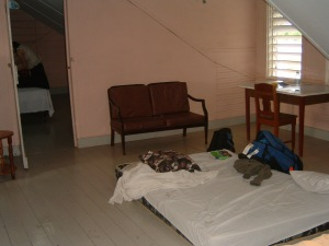 Attic Bed, Belize City, Belize - Erin J. Bernard
