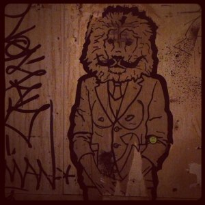Lion Man - Erin J. Bernard