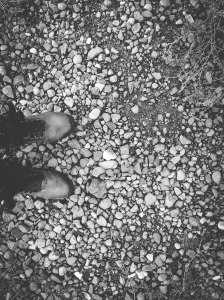 Feet - Erin J. Bernard