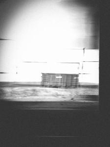 Train Tracks - Erin J. Bernard