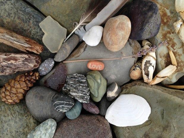 Rocks - Erin J. Bernard