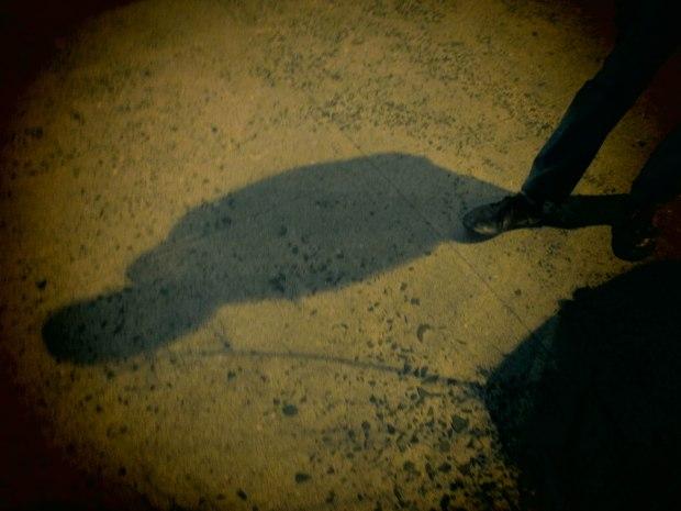 Shadow People - Erin J. Bernard