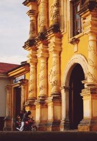 erinjbernard.net, erinjbernard, Nicaragua, Leon, church