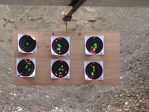 erin j bernard, erinjbernardnet, target, target practice